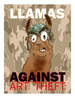 Against Art Theft by PLATIUN