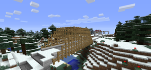 Puente I Minecraft by sparkkow