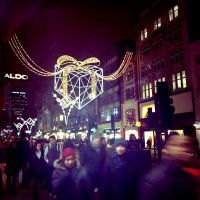 Oxford Street Lights 2 by ActiveSlacker