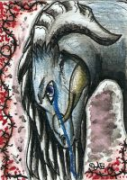 ACEO- Kayrea by DarkAfi4