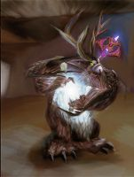 Moonkin Druid by Speedpainter