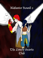 Alabaster Round 2 Cover by 3LeggedGerbil