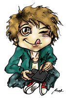 Alvaro Chibi by Silphes