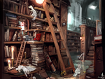 Library by Travis-Anderson