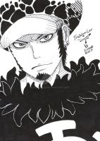 Trafalgar Law by kittenz92