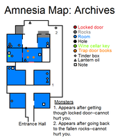 Amnesia Map: Archives by HideTheDecay