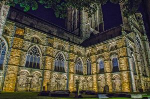 Durham Cathedral HDR by DegsyJonesPhoto