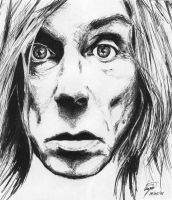 Iggy Pop by Tatenen
