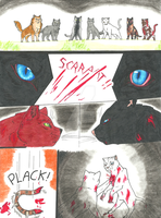 Warrior Cats Season 1- Brothers Fate Page 2 by spiritdaughter