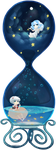 Hourglass by Royal-Jelliefish