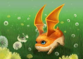 Patamon by quietedheart