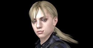 Jill Valentine Smile by nashdnash2007