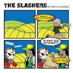 The Slashers 18 by crashdummie