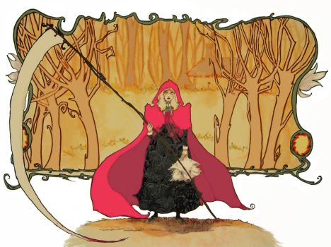My Version- Red Riding Hood by PhinnyMinny