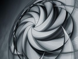 Rendered Illusions Wireframe by CoreyEacret