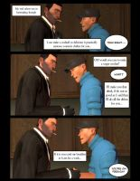 The Spy Who Grabbed Me (Thanksgiving) Page 4 by Blu-Scout18
