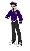 Mark ref. [FNAF] by Gun-Ammunition