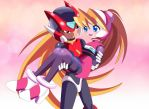 .: Megaman Zero : Rescue :. by Sincity2100