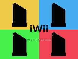 iWii - 4 Colours by Dgym