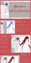 Hair Tutorial by StickieBun13