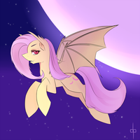 Flutterbat by dream-phoenix