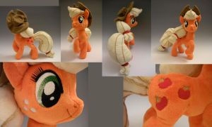 AppleJack Plush by WhittyKitty