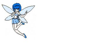 Blue Fairy by Inami4