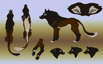 an other old charakter with a new ref by ShayarosEis