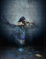muse of music by JenaDellaGrottaglia