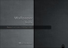 Wallpaper Hole : 1920 x 1080 by GuillenDesign