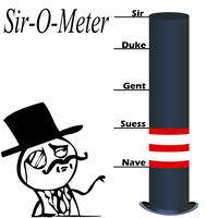 The Sir-O-Meter by Mythogamer