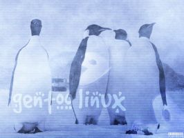 Gentoo Linux Wallpaper by PiradoIV