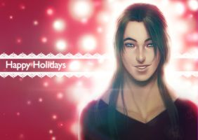 Happy Holidays 2014 by Eeren