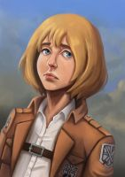 Armin by Amaterasmap