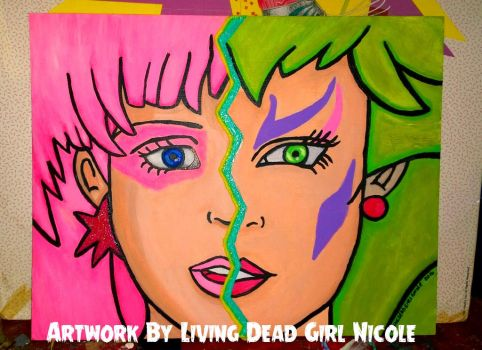 It's Showtime Synergy by LivingDeadGirlNicole