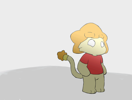 Light Beam (First Animation) by LeoTheLionel