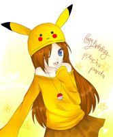 HBD Pika by Hannun
