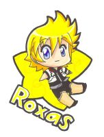 KH2 Roxas by Penny6