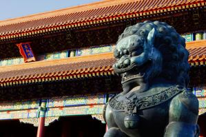Forbidden City- Beijing by poondq