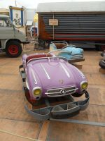 old bumper car II by two-ladies-stocks