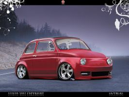 Fiat 500 - Junior Ride - by LEEL00