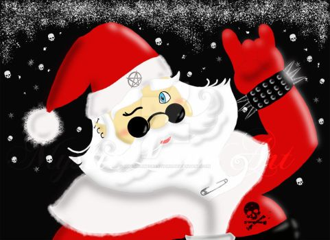 Santa Claus by MysticLineCreations