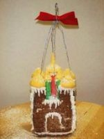 Gingerbread Castle by gypsy-arts