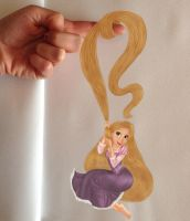 Rapunzel by creative-candy