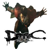 Devil May Cry Reboot Dock Icon by Rich246