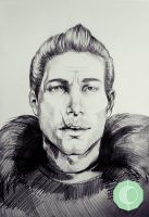 Cullen Rutherford by LunaDiCarlo