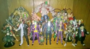 My Rogues Gallery by TheWickedWordsmith