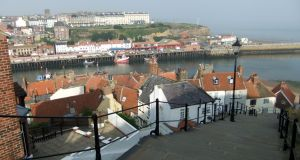 Whitby Steps (6) by PaulineMoss