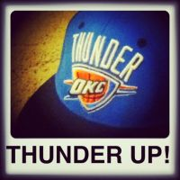 Thunder Up by PenNameBree-Z