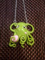 Valentines Day Octopus by HMGallery
